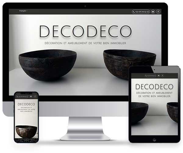 DecoDeco Décoration et ameublement de votre bien immobilier