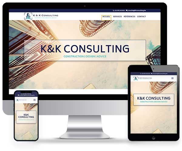 KK Consulting Rue de France 62 7080 Frameries Belgique
